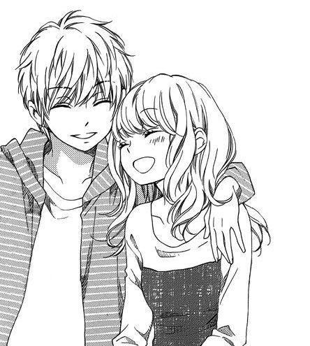 manga happy couple