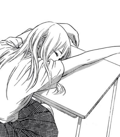 sleeping at school lignes à copier punition sophrologie