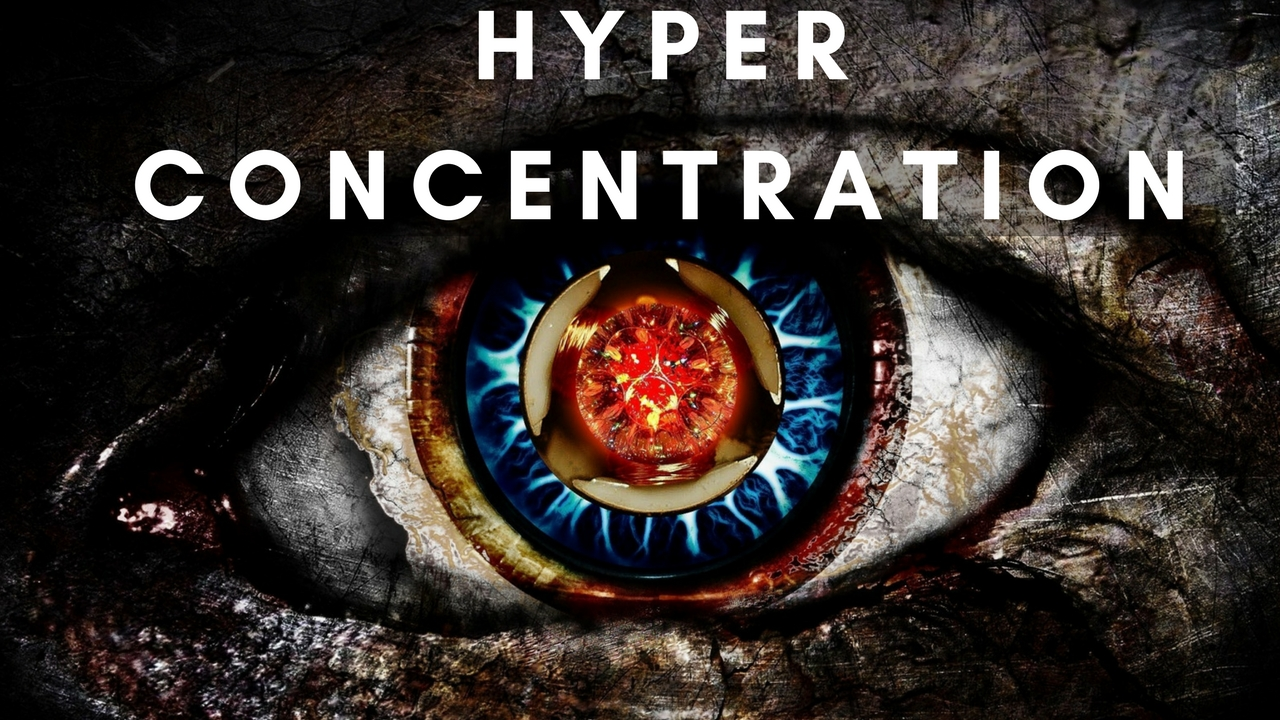 Hyper Concentration tdh oeil stan carrey coach