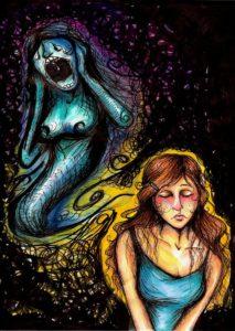 nuit noire de l'âme symptômes dépression pensées obsessionnelles