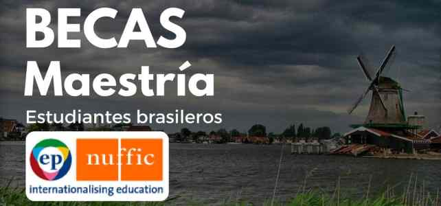 67 BOLSAS de ESTUDOS para estudar na Holanda para Brasileros / 67 becas para estudiar en Holanda
