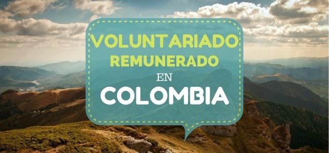Voluntariado en (Medellín) Colombia remunerado. Para cualquier nacionalidad
