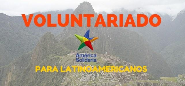 ¿Hablas español? : Voluntariado en América Latina