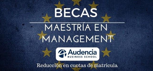 """Becas en Francia – """"International Master in Management""""  MBA"""