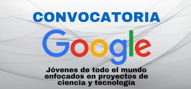 Convocatoria de Google para jóvenes de todo el mundo