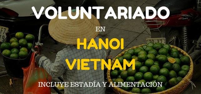 Voluntariado en Vietnam. Incluye estadía