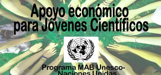 Convocatoria de la UNESCO para jóvenes que investiguen en ecosistemas, los recursos naturales y la biodiversidad