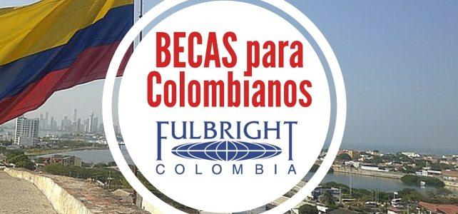 Becas Completas para profesionales colombianos.