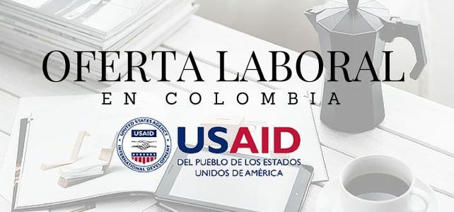 Oferta Laboral Asistente de Eventos y Logística con USAID