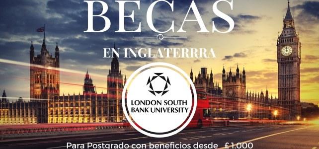 Beca para postgrados en Londres