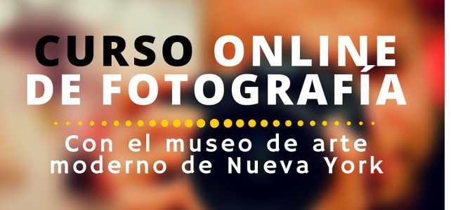 Curso de fotografía con el Museo de Arte Moderno de Nueva York – Gratuito