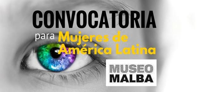 Convocatoria para mujeres de Latinoamérica