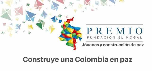 Premio fundación el nogal, Jóvenes y construcción de paz