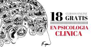 18 CURSOS GRATIS DE PSICOLOGIA