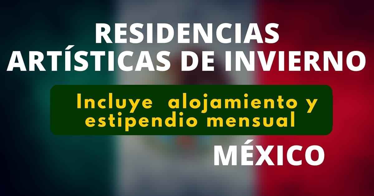Residencias de invierno para artistas y escritores en México - Más ...