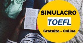 Practica para el TOEFL con un simulacro online y gratuito