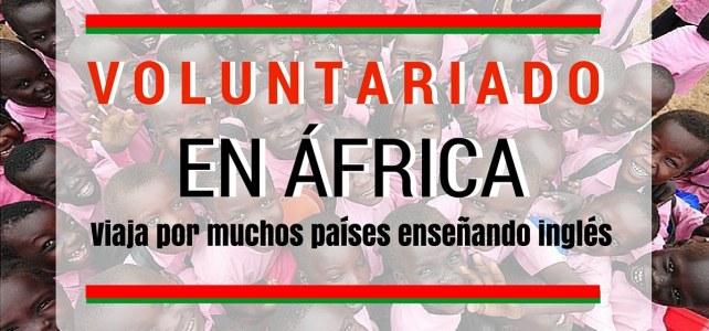 Voluntariado en África : Viaja y enseña Inglés
