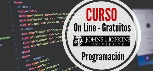 Curso online y gratuito sobre programación -Universidad Johns Hopkins