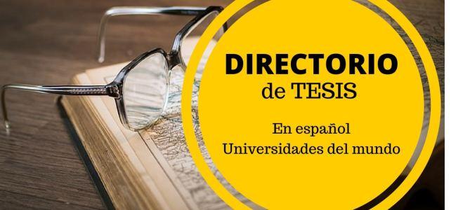 Directorio de buscadores de tesis en español