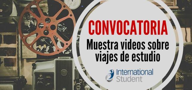Convocatoria para mostrar videos sobre viajes de estudio
