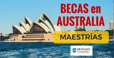 Becas en Australia – Universidad de Monash