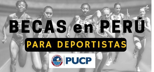 Becas para deportistas peruanos