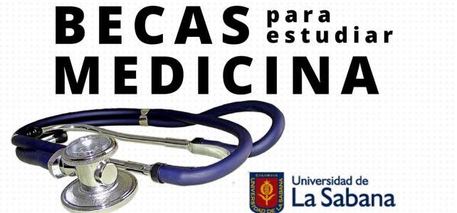 Becas para estudiar Medicina en la Universidad de la Sabana