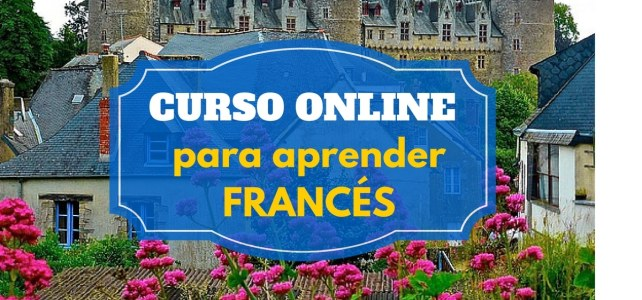 Curso online GRATUITO para aprender francés