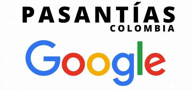 Haz tu pasantía profesional en Google Colombia