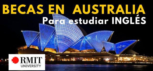 Becas en Australia para estudiar inglés