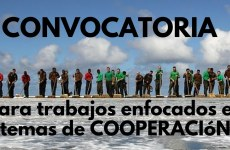 Convocatoria 2016 para trabajos enfocados en temas de Cooperación