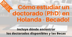 PhD Holanda