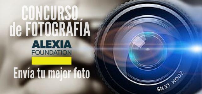 Convocatoria de fotografía con la Fundación Alexia – prepara tu mejor foto !