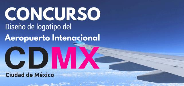Concurso para diseñar el nuevo logotipo del Aeropuerto de Ciudad de México