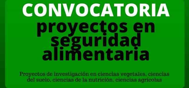 Convocatoria de OLAM para proyectos en seguridad alimentaria