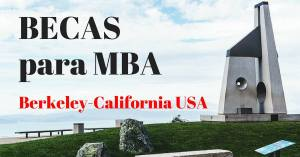 BECAS PARA MBA CALIFORNIA USA