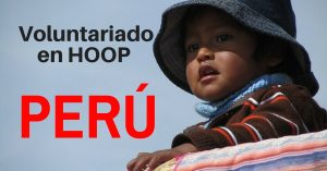 Voluntariado en Peru