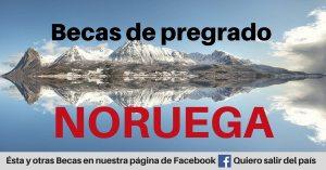 BECAS DE PREGRADO EN NORUEGA