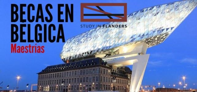Estudia en Europa – Becas en Bélgica para maestrías