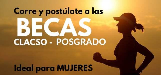 Becas de posgrado para mujeres con CLACSO – ideal para latinoamericanas