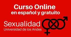 CURSO ONLINE EN ESPAÑOL SEXUALIDAD