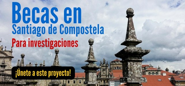 Becas de Verano para investigación en Santiago de Compostela