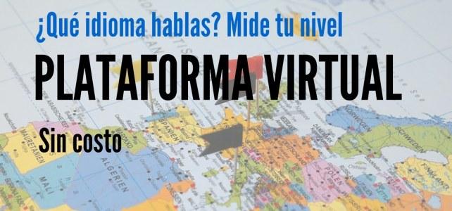 Mide tu nivel gratuito de inglés, francés y otros idiomas con esta plataforma virtual