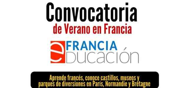 Verano francés: aprende el idioma y conoce castillos, museos y parques de diversiones en París, Normandie y Bretagne