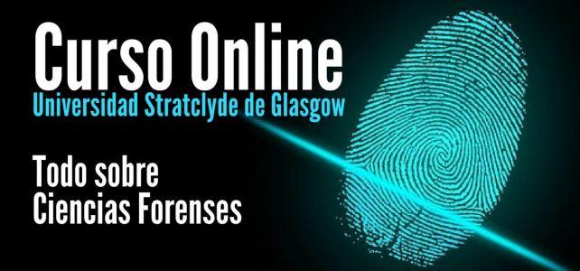 Curso online y gratuito sobre ciencias forenses