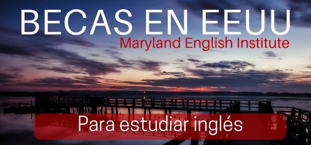 Becas para estudiar inglés en el Instituto Maryland