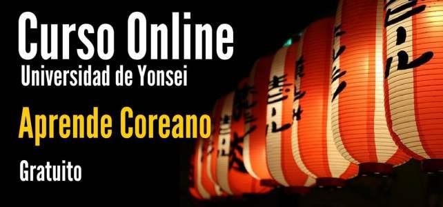 Habla, lee y escribe coreano con este Curso Online y Gratuito para aprender Coreano