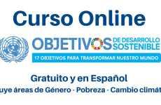 Curso online y gratuito sobre los objetivos de desarrollo sostenible – ODS