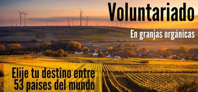 Voluntariado en granjas orgánicas alrededor del mundo !
