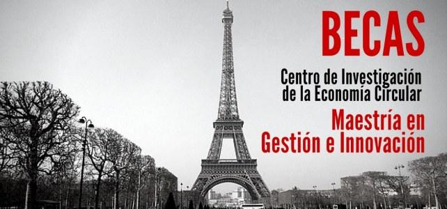 Becas en Francia para profesionales innovadores del mundo
